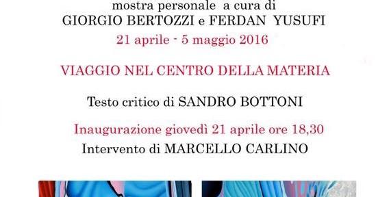 Mario Palma Giorgio Bertozzi Neoartgallery - 7
